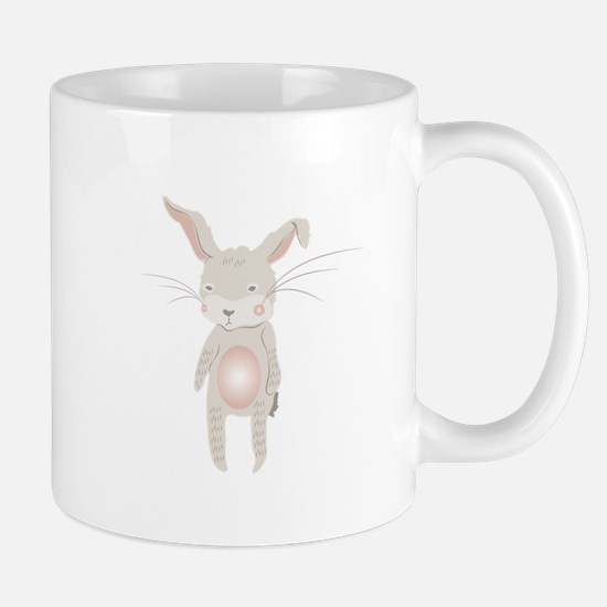 Raggedy Bunny Mugs