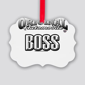 original boss Picture Ornament