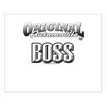 original boss Small Poster