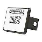 original boss Rectangular Hitch Cover