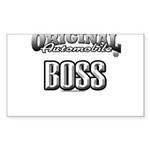 original boss Sticker