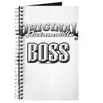 original boss Journal