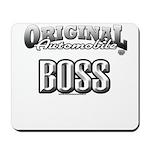 original boss Mousepad