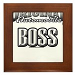 original boss Framed Tile