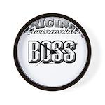 original boss Wall Clock