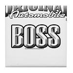 original boss Tile Coaster