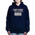 original boss Women's Hooded Sweatshirt
