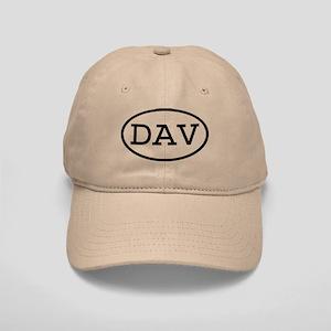 DAV Oval Cap