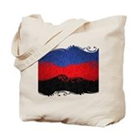 Polyamorous Ornamental Flag Tote Bag