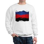 Polyamorous Ornamental Flag Sweatshirt