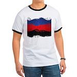 Polyamorous Ornamental Flag T-Shirt