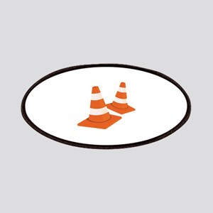 Safety Cones Patches