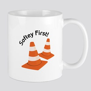 Safety First Mugs
