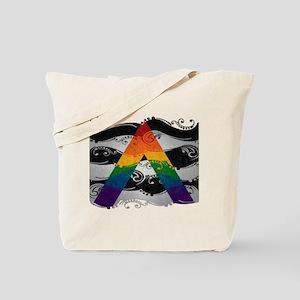 LGBT Ally Ornamental Flag Tote Bag
