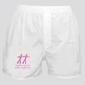 Make a Difference Together Boxer Shorts