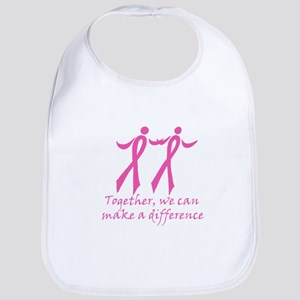 Make a Difference Together Bib