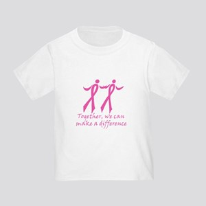 Make a Difference Together Toddler T-Shirt