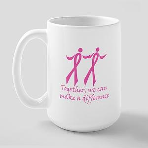 Make a Difference Together Large Mug