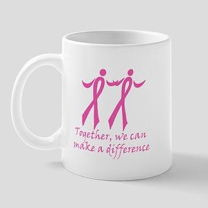 Make a Difference Together Mug