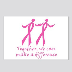 Make a Difference Together Postcards (Package of 8