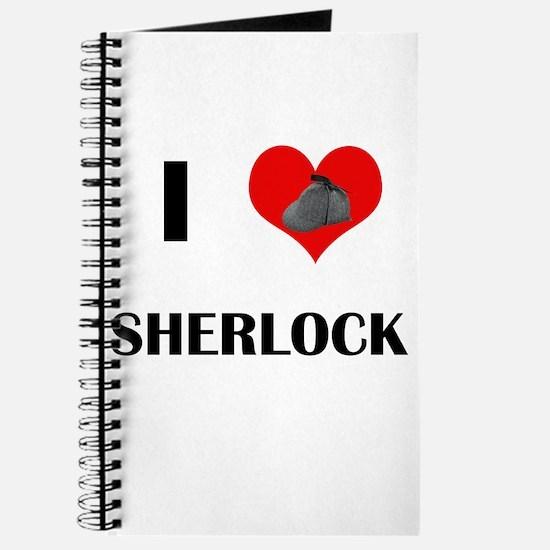 I Heart Sherlock Journal