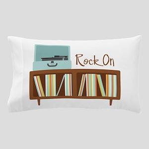 Rock On Pillow Case