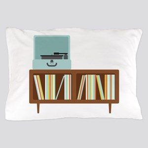 Phonograph Cabinet Pillow Case