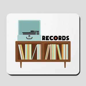 Records Mousepad