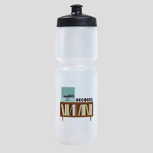 Records Sports Bottle