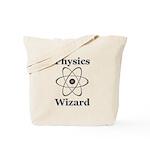 Physics Wizard Tote Bag