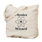 Physics Wizard Tote Bag