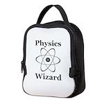 Physics Wizard Neoprene Lunch Bag