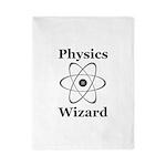 Physics Wizard Twin Duvet