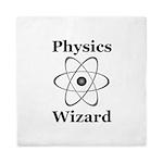 Physics Wizard Queen Duvet