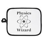 Physics Wizard Potholder