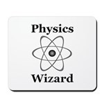Physics Wizard Mousepad