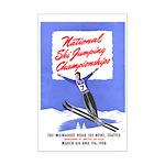 - 1948 Mini Poster Print