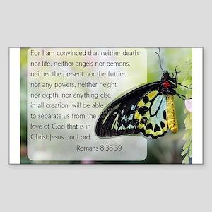 Bible Verses Calendar Sticker