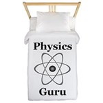Physics Guru Twin Duvet