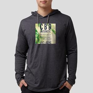CBD Antioxidant and More Long Sleeve T-Shirt
