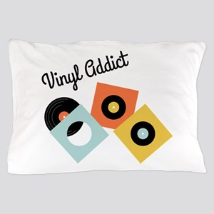 The Beat Goes Pillow Case