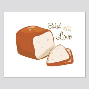Baked with Love Posters