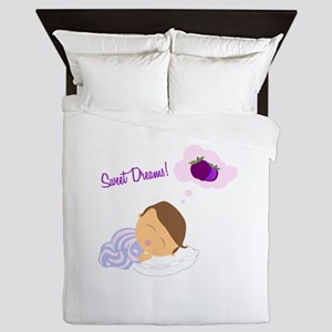 Sweet Dreams Queen Duvet
