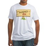Kushes - Kisses Fitted T-Shirt