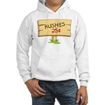 Kushes - Kisses Hooded Sweatshirt