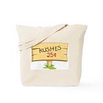 Kushes - Kisses Tote Bag