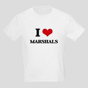 I Love Marshals T-Shirt