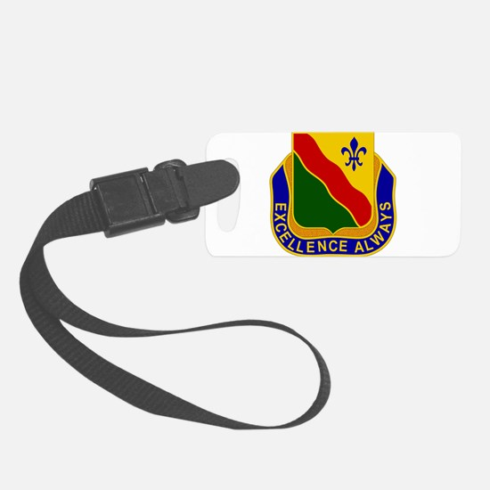 787th Military Police Battalion. Luggage Tag