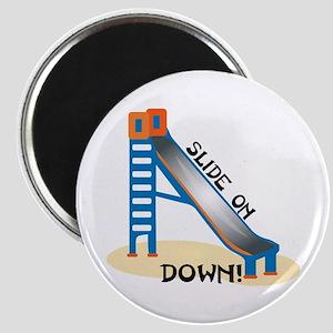 Slide on Down Magnets