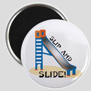 Slip and Slide Magnets